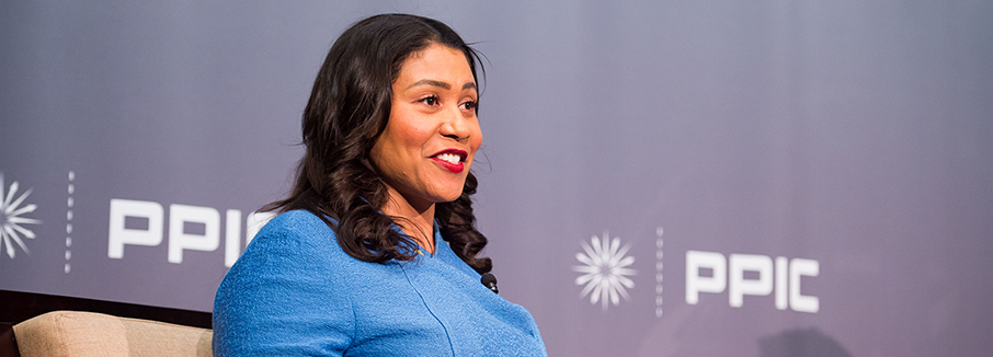 Photo of Mayor London Breed