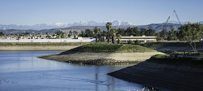 Anaheim Lake Groundwater Management