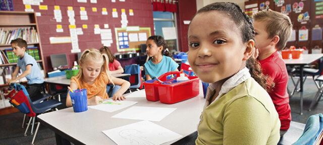 ElementaryStudentsinClass