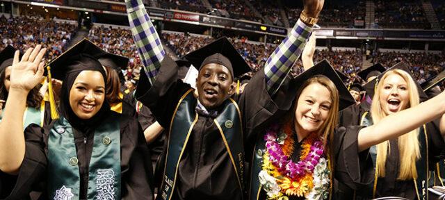 Photo of College Graduates