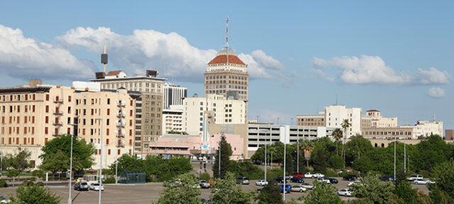 """""""Downtown Fresno, California  More Fresno images"""""""