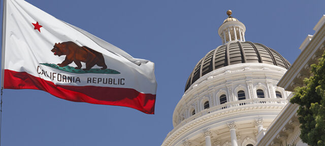 photo - California State Capital
