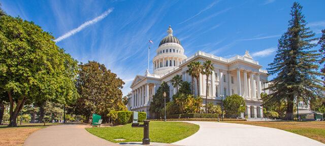 photo - California Capital Building in Sacramento