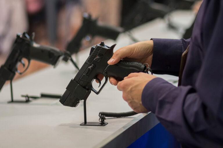 photo - Gun