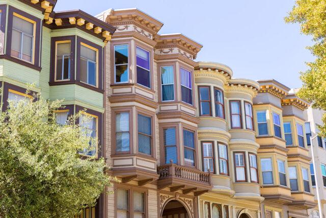photo - San Francisco houses