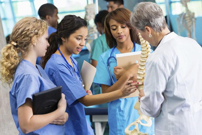 photo - Medical Training for Student Nurses