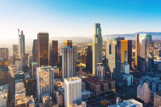 photo - downtown Los Angeles