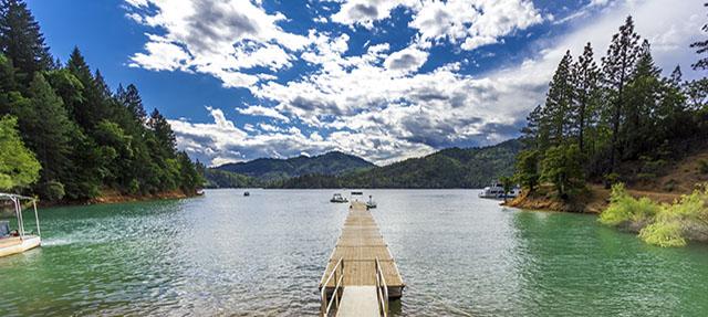 photo - Lake Shasta