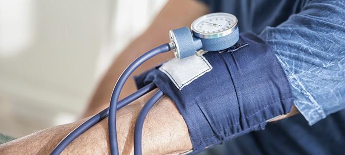 photo - Measuring Blood Pressure