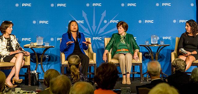 Women in California's Legislature panel