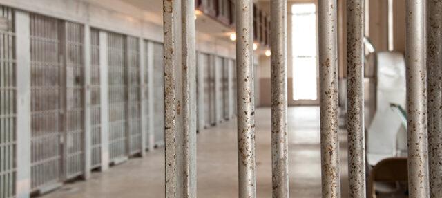 photo - prison cells