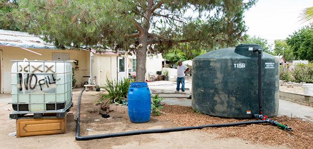 photo - Rural Water Tank