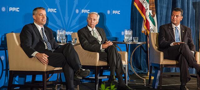 photo - California's Secretary of State Candidates Event