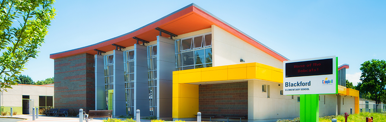 photo - lackford Elementary School In Campbell Central, California