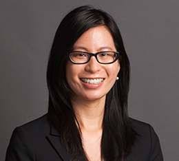 Portrait of Vicki  Hsieh