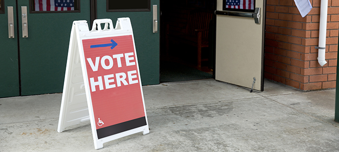 Election Day: Polling Place