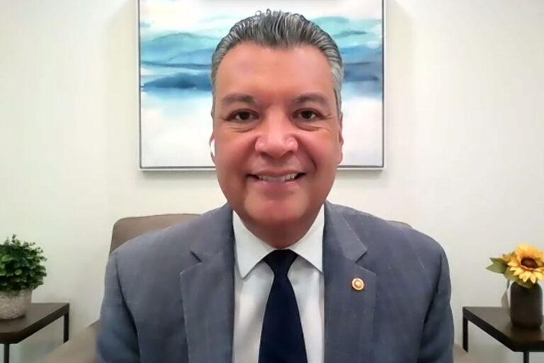 photo - US Senator Alex Padilla