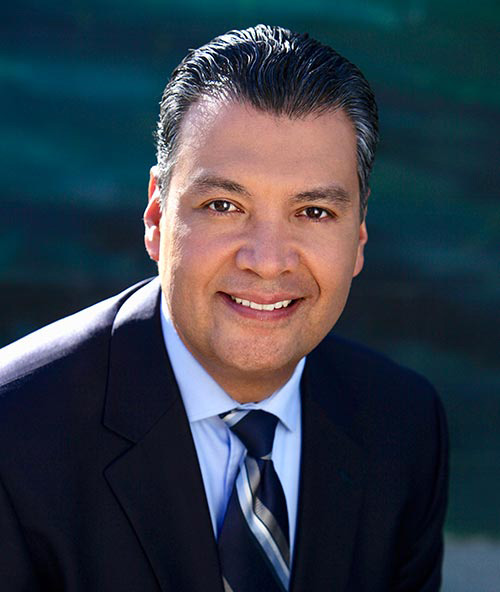 Photo - Alex Padilla