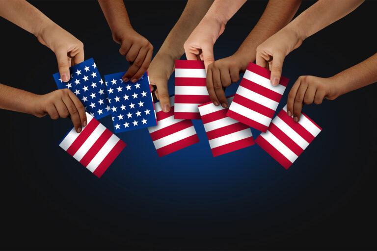 photo - American Voters