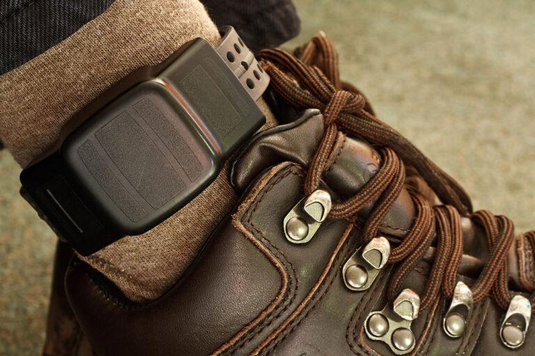 photo - ankle bracelet