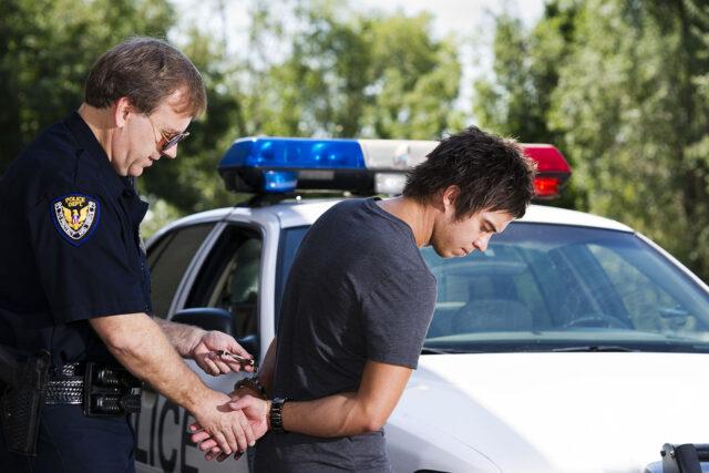 photo - arrest