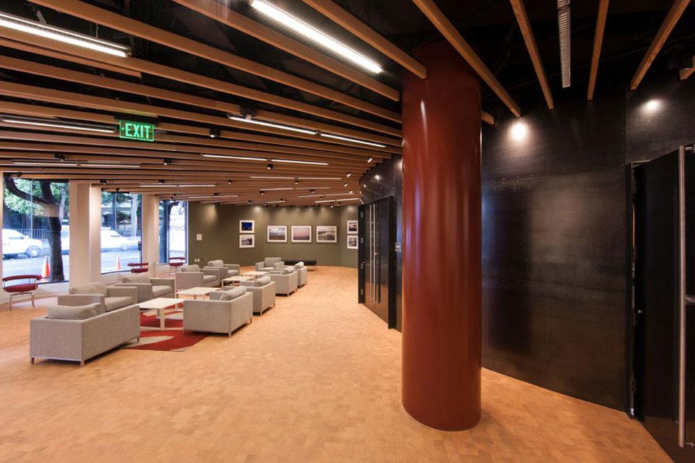 photo - Bechtel Conference Center, Arjay Miller Room