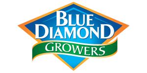 Logo Of Blue Diamond Growers