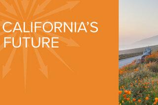 cover shot of California's Future publication