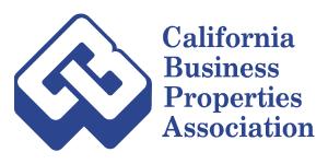 California Business Properties Association