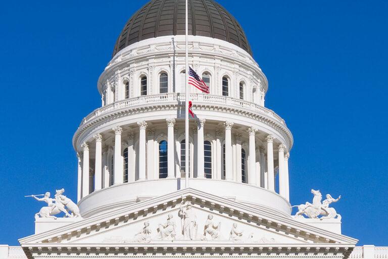 photo - California State Capitol Building