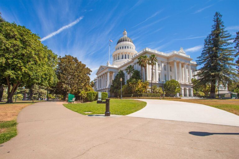photo - California Capitol and Grounds