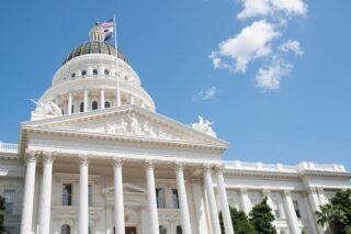 photo - California Capitol Building