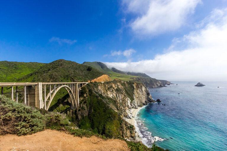 California Coastline Bixby Bridge