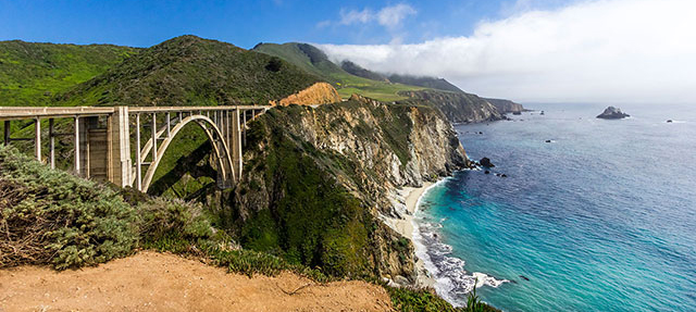 Photo of Bixby Bridge
