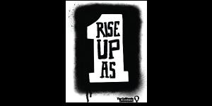 California Endowment - Rise Up As One Logo