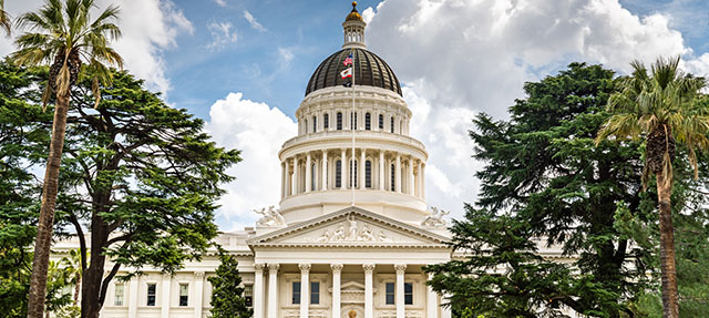photo - California State Capitol in Sacramento