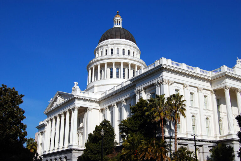 photo - California State Capitol