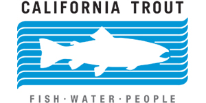 California Trout Logo