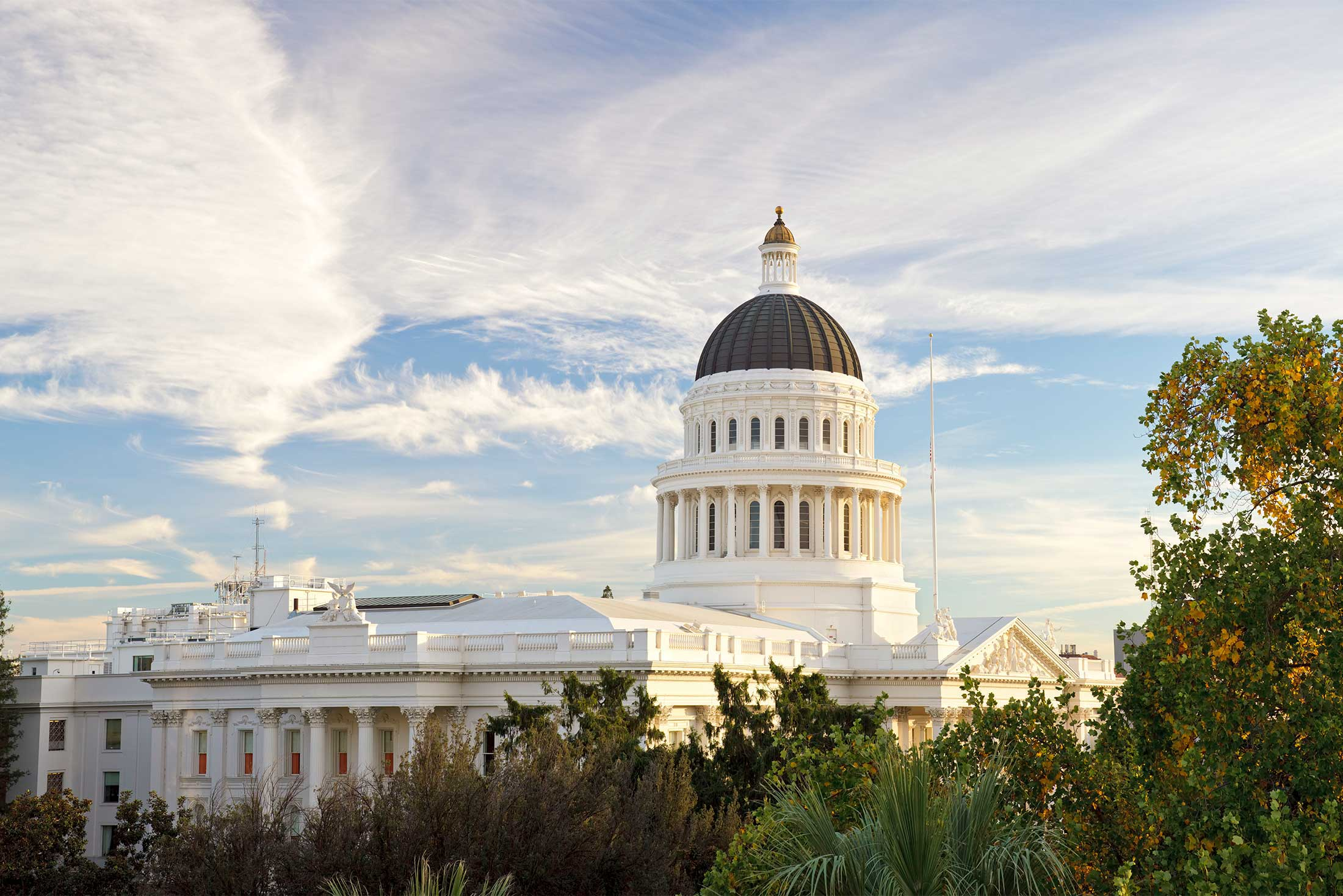photo - Capitol Building, Sacramento, California
