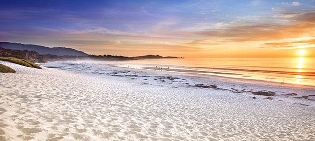 photo - Carmel Beach, California
