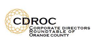 Logo Of CDROC
