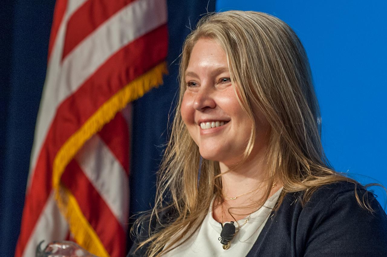 Photo of Sarah Bohn
