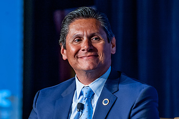 Eloy Ortiz Oakley, chancellor, California Community Colleges