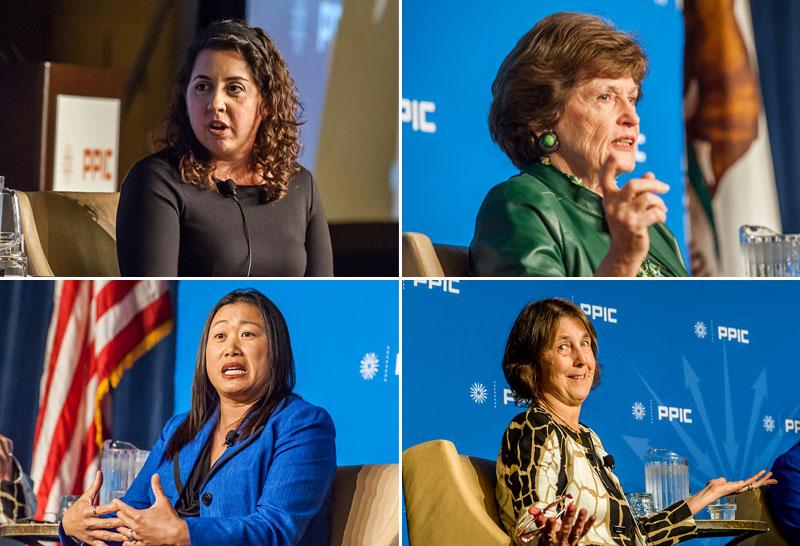Jennifer Medina, Senator Becky Morgan (1985–1993), Senator Janet Nguyen, Senator Nancy Skinner