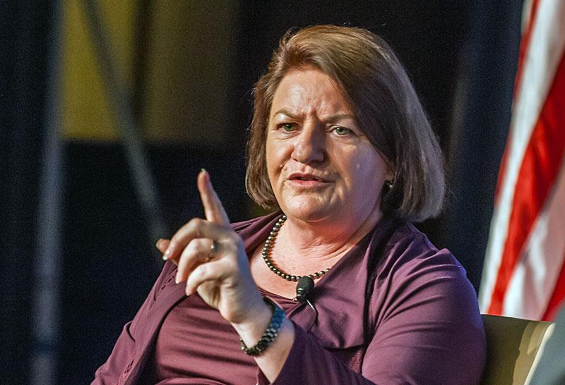 Toni Atkins, President Pro Tem, California State Senate