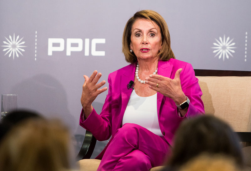 Photo of Congresswoman Nancy Pelosi