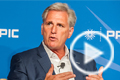 Video image of PPIC event: Kevin McCarthy