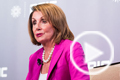 Video image of PPIC event: Nancy Pelosi