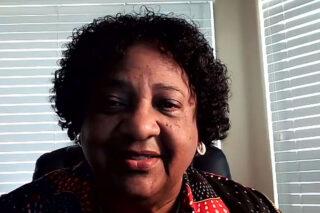 photo - California Secretary of State Shirley Weber