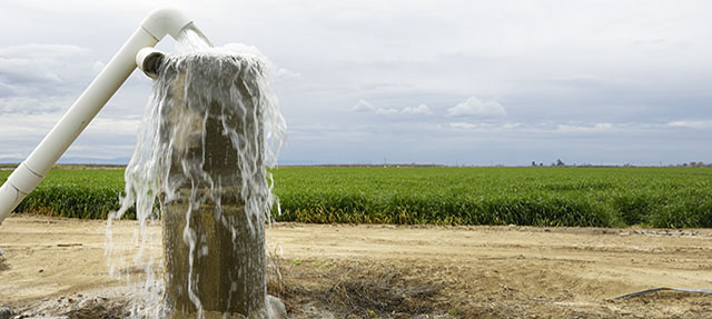 photo - Farm Irrigation Water Pump